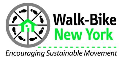 Walk-Bike New York: Encouraging Sustainable Movement